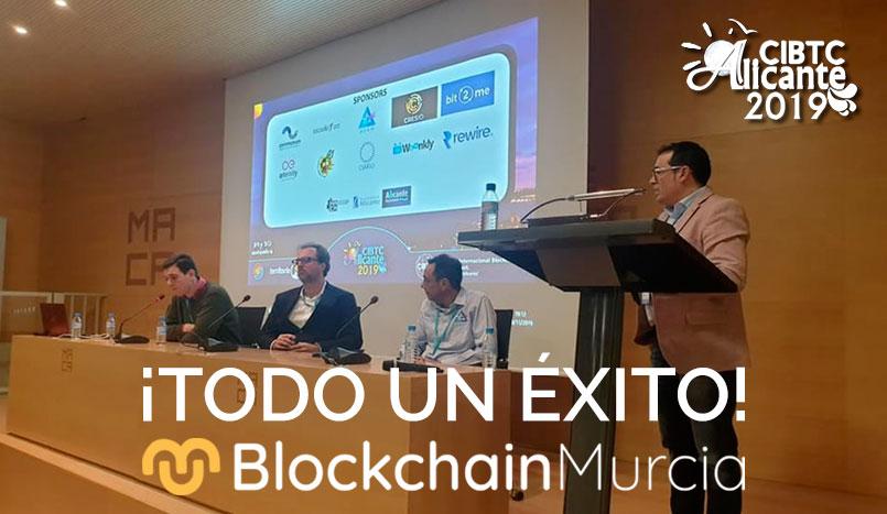 Blockchain-murcia-en-CIBTC-Alicante